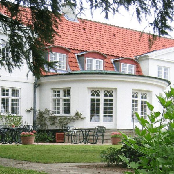 I Villa Helene får du ro og rum til de store beslutninger