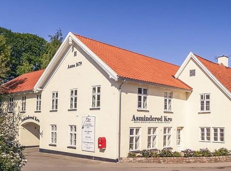Asminderød Kro er ny partner i Danske Konferencecentre