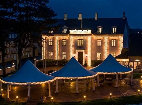 Bandholm Hotel er kåret som Europas bedste luksushotel og restaurant 2018