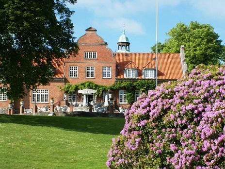 Sauntehus Slotshotel er ny partner hos Danske Konferencecentre