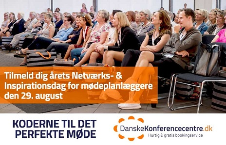 Program for Netværks- & Inspirationsdagen 2018