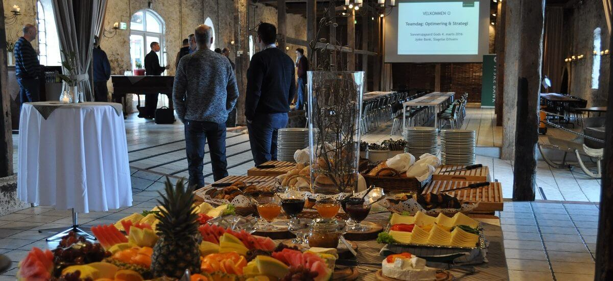 Sonnerupgaard God hos Danske Konferencecentre