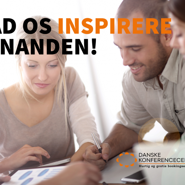 Lad os inspirere hinanden