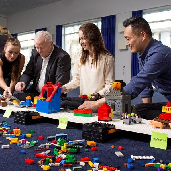 Inddrag LEGO®House i din konference