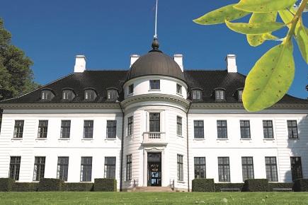 """Bernstorff Slot er vild med """"Peter Paris"""""""