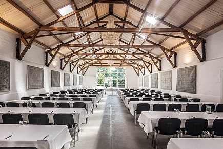 Hold konference i Kviestalden på Kragerup