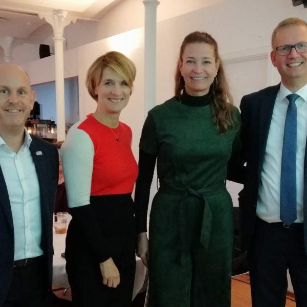 Danske Konferencecentre bliver markante i globalt samarbejde