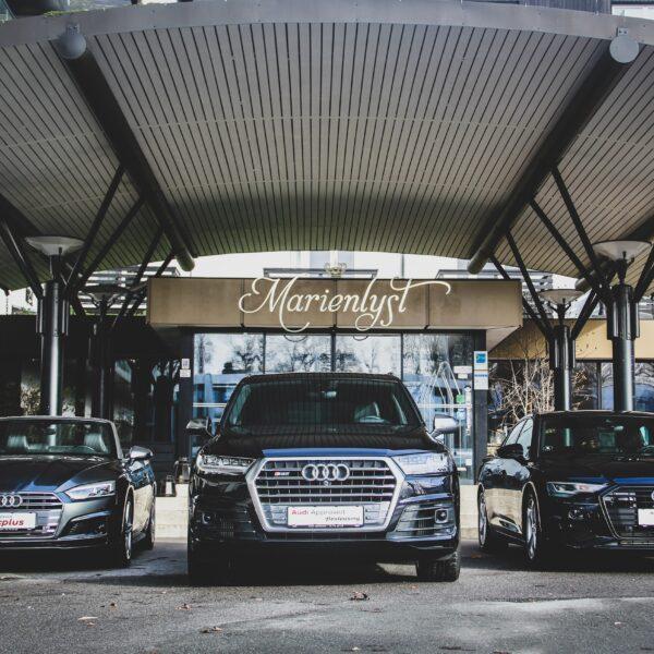 Oplev Nordsjællands små perler bag rattet på en Audi