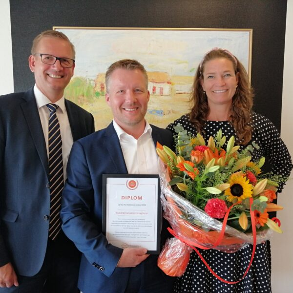 Bautahøj kåret som Danmarks bedste  konferencecenter