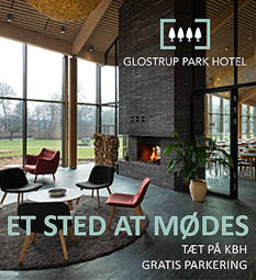 Glostrup Park 2019 lounge