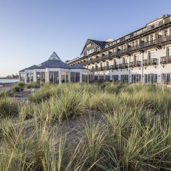 Marienlyst Strandhotel åbner den 17. juni