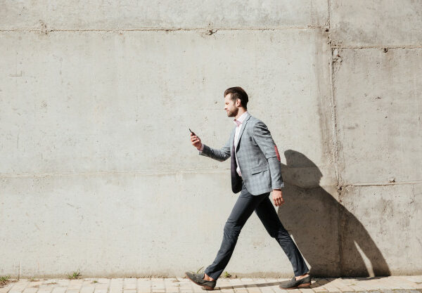 Walk & Talk-møder på afstand