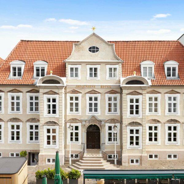 Jørgensens Hotel er ny partner hos Danske Konferencecentre