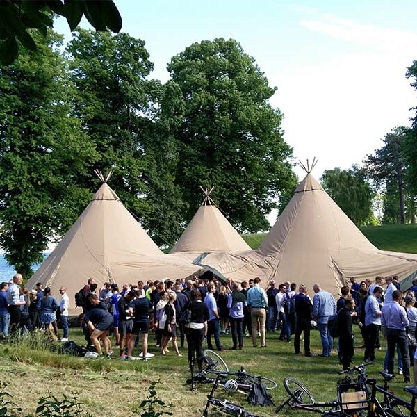 Grønnessegaard Konference-glamping er nye partnere hos Danske Konferencecentre