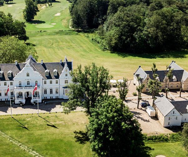 Kokkedal Slot vil være i øjenhøjde med deres gæster