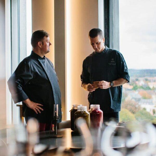 Michelin-stjerne til Alsik Hotel & Spa i Sønderborg